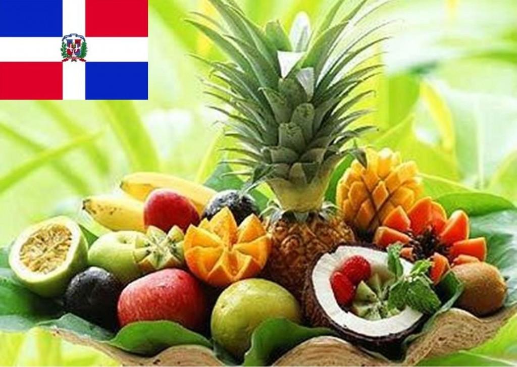 Доминиканские фрукты