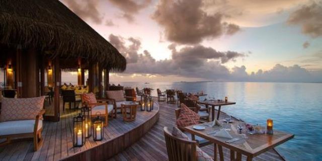 Мальдивский ресторан
