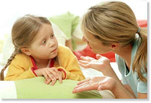 Фразы, которые нельзя говорить детям, и как их можно заменить