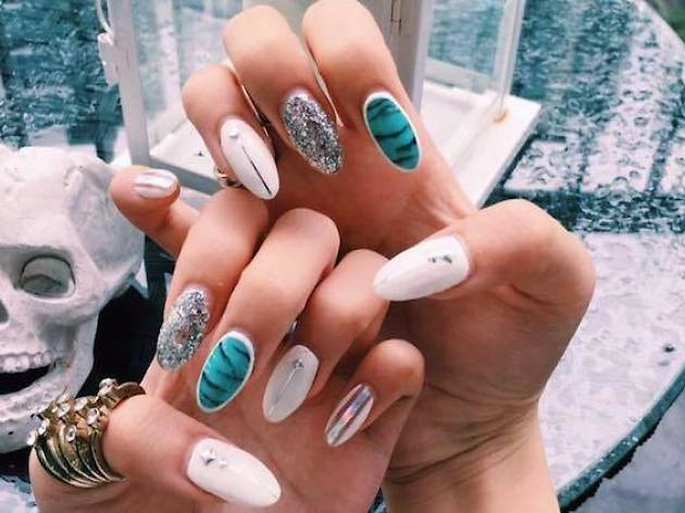 Creatiff in the nails