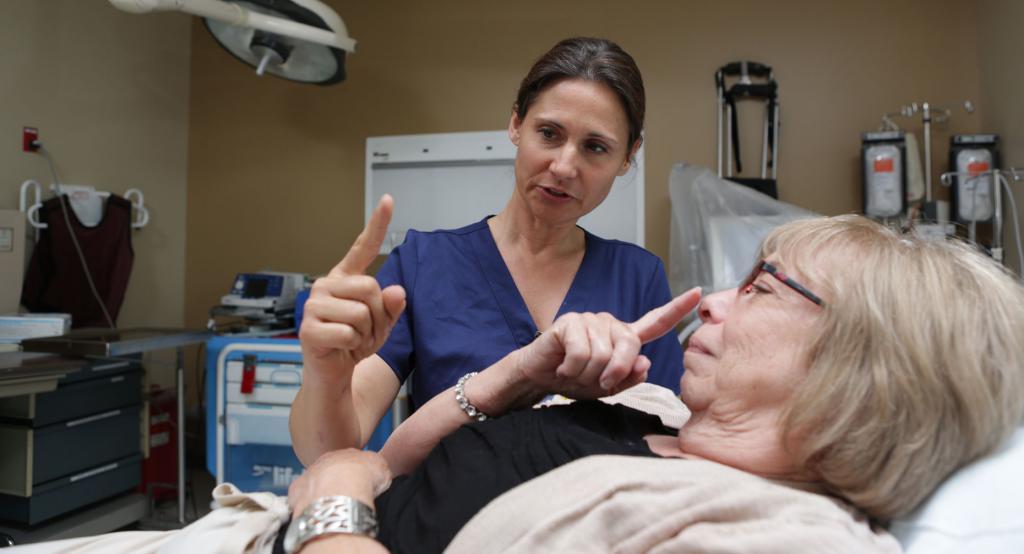 Какой врач лечит инсульты
