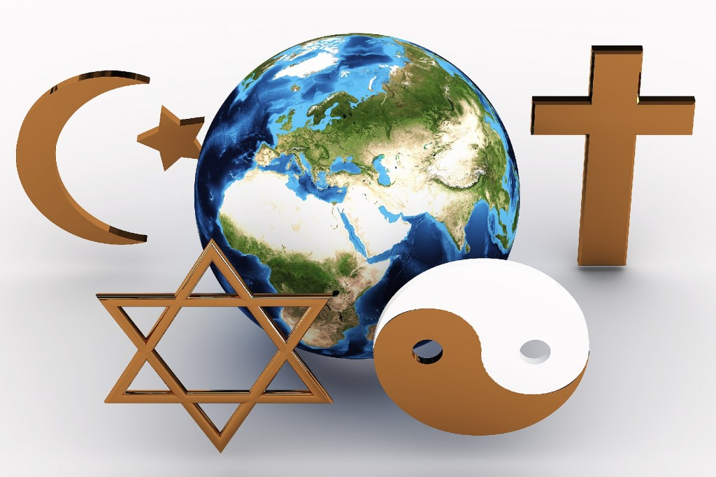 symbols of major religions