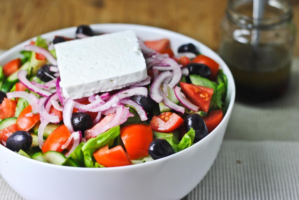 Ready Greek Salad