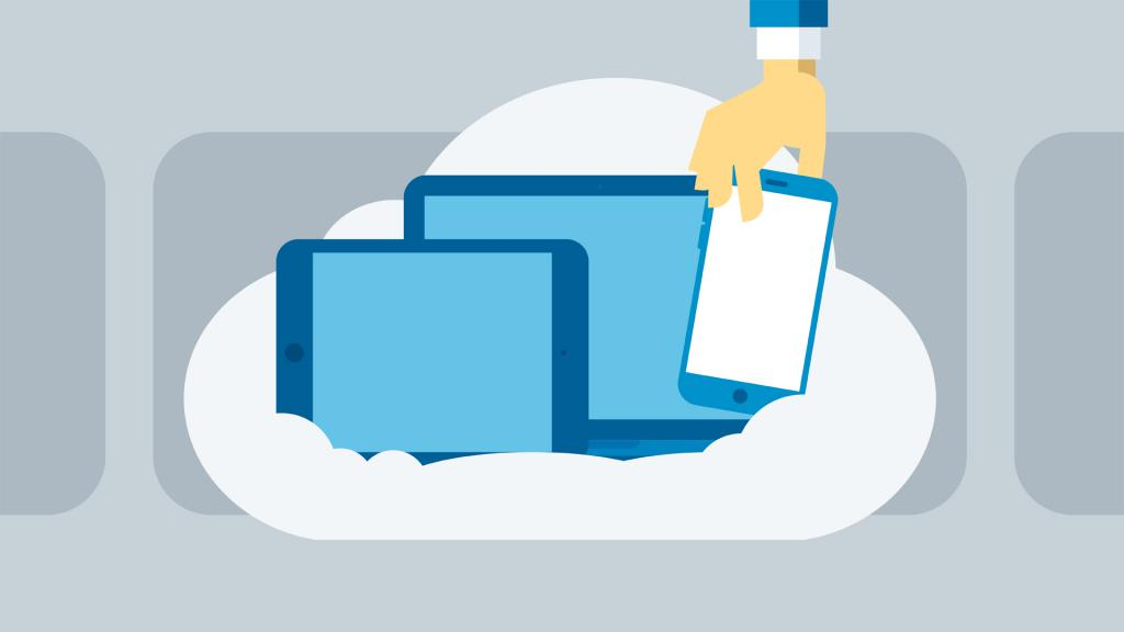 Cloud storage of documents