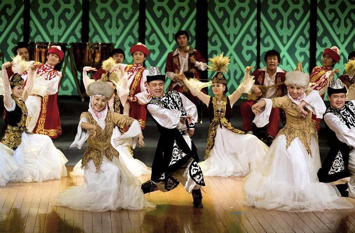 казахские национальные танцы картинки принципе это