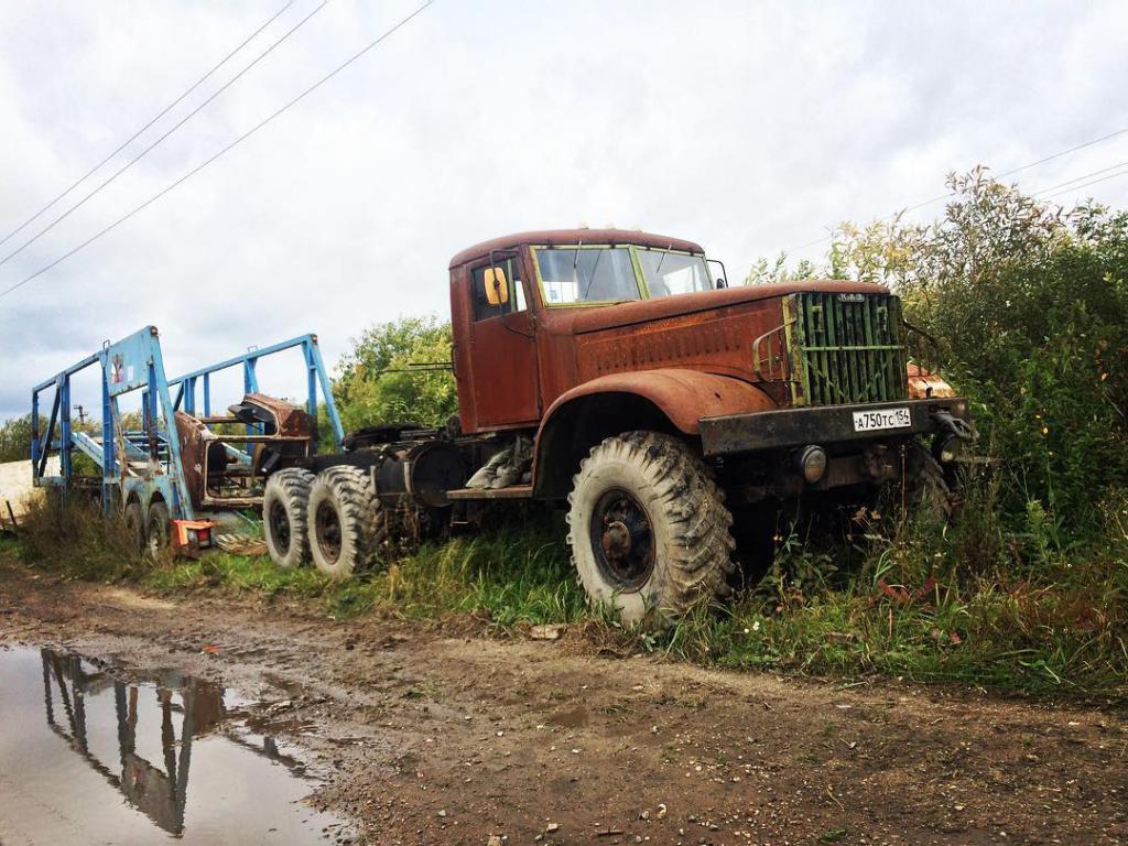 Советский предшественник в экспортном варианте