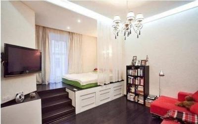 Дизайн квартиры 36 квм - foto-remontaru
