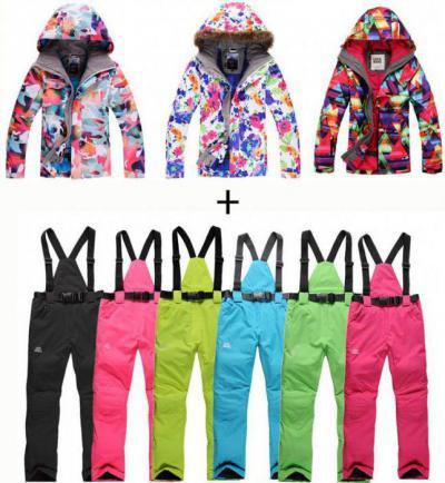 77fccbaff46 Теплые и удобные женские зимние костюмы для прогулок с детьми