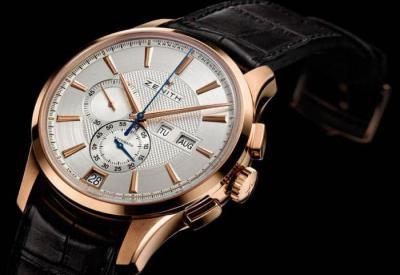 398c55a72980 Скорее всего, это качественные швейцарские часы. Zenith – один из самых  популярных брендов в данной отрасли.