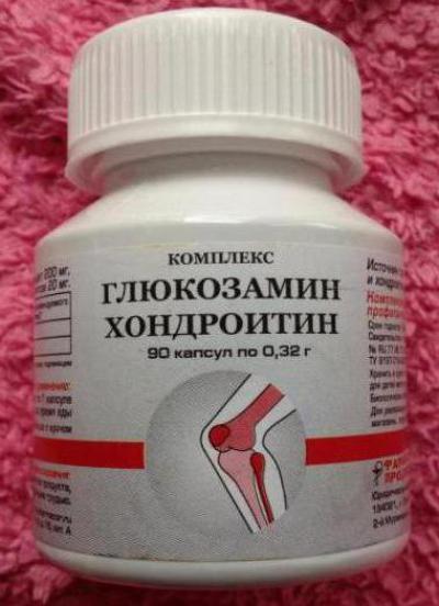 Изображение - Хондроитин с глюкозамином для суставов инструкция 1102809