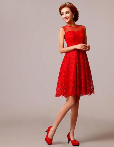 c2adf248b4b Где уместно красное платье  С чем сочетать красное платье  лучшие ...