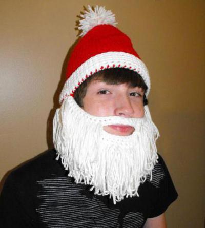 Как сделать бороду и усы фото 268
