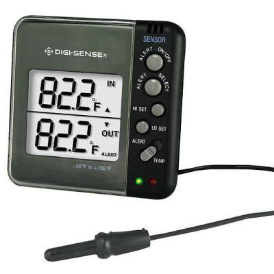 Электронный термометр с выносным датчиком своими руками фото 907