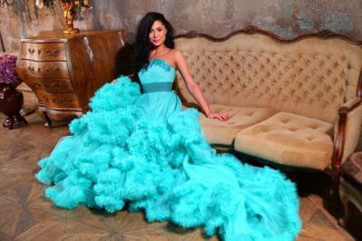 Оригинальные свадебные платья  основные модные тенденции 85d064d94c2
