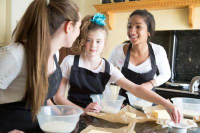 лёгкие рецепты десерты для детей 12 лет