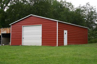 Сборные гаражи для дачи