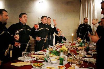 Грузинские тосты на день рождения мужчине