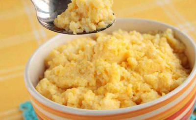 Калорийность каши кукурузной на молоке с маслом и сахаром калорийность