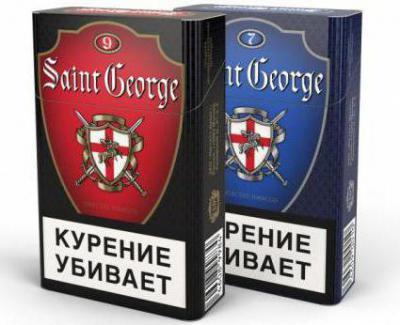 Сигареты святой георгий синий купить купить сигареты прима в россии