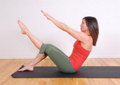 упражнения для похудения талии и боков мьюзик