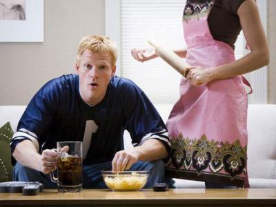 Почему жена злится на мужа