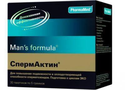 Укол для увеличении спермотазоидов