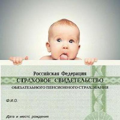 Изображение - Полис медицинского страхования для новорожденного 1390982