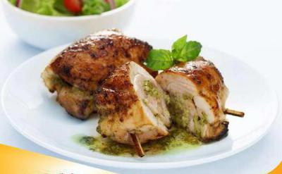 Рецепт из куриных бедрышек без кости