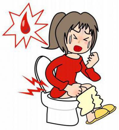 Как быстро вылечить геморрой кровоточащий