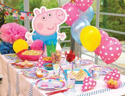 Сценарий праздника в стиле Свинка Пеппа