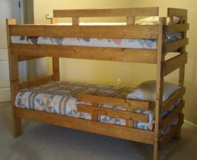 двухъярусная кровать своими руками чертежи материалы инструкция