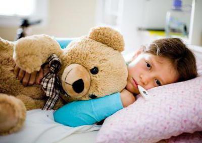 простуда у ребенка 2 года чем лечить