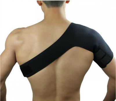 Бандаж на плечевой сустав при растяжении связок