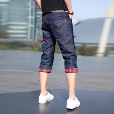Как из джинсов сделать бриджи фото 381