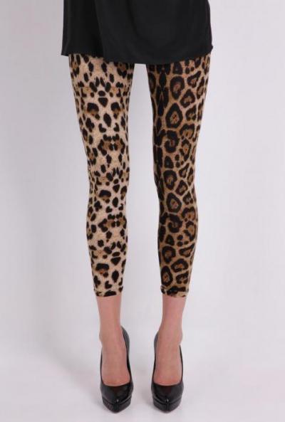 8d1f246a7caa4 Леопардовые лосины – модный тренд сезона