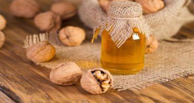 грецкий орех и мед для потенции