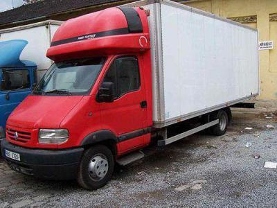 27eb25097ce6 Французский грузовик Renault Mascott (