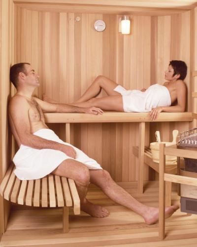 Эротическое видео совместное посещение бани в европе — 3