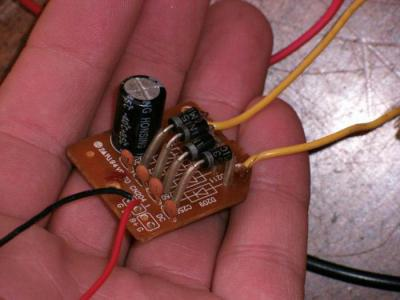 преобразователь переменного тока