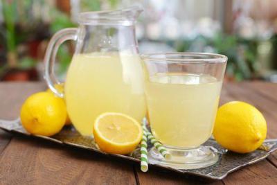 Как сделать лимонный сок фото 843