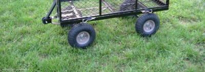 Садовая тележка своими руками фото 567
