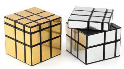 Как собрать зеркальный кубик схема 141