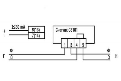 Ремонт электросчетчика энергомера се 101