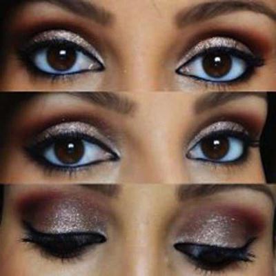 Шоколадный глаз лучшее фото — 6