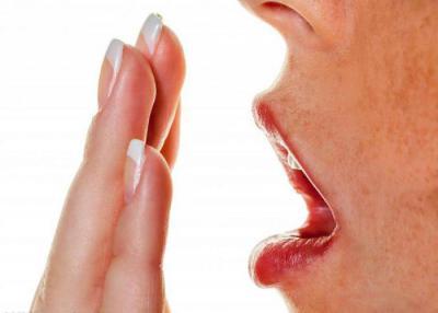Запах изо рта слизь в горле
