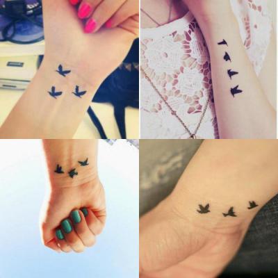 Какую сделать татуировку девушке фото 752