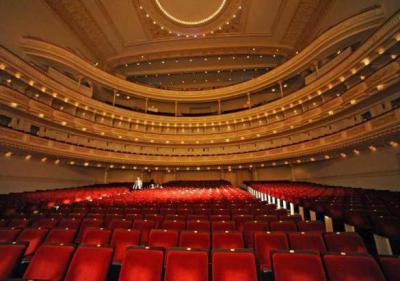 a8b55319236d Концертный зал Карнеги-холл в Нью-Йорке  фото, как попасть