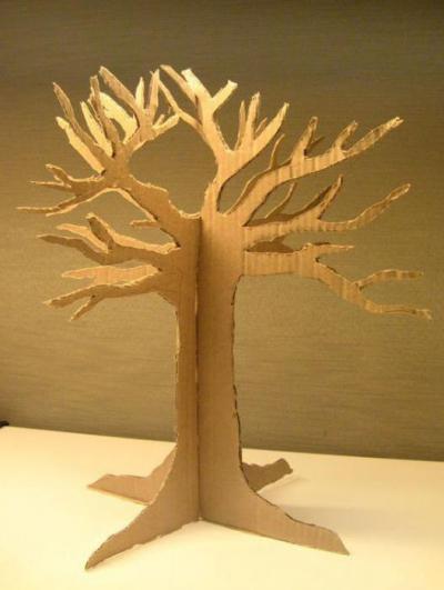 Большое дерево своими руками фото 276