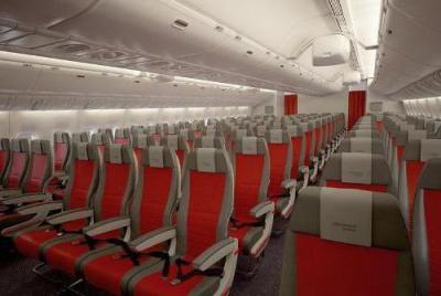 B763 самолет схема салона катэкавиа 517