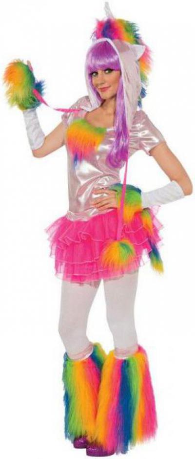 Как сделать костюм единорога  e5d7b23d8b574